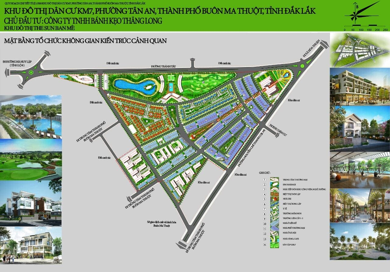 Vistaria Eco City Buôn Ma Thuột