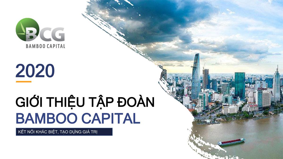 Giới thiệu về tập đoàn Bamboo Capital